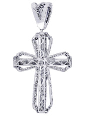 Diamond Cross Pendant| 2.92 Carats| 15.33 Grams MEN'S PENDANTS FROST NYC