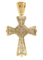 Diamond Cross Pendant| 5.47 Carats| 35.78 Grams MEN'S PENDANTS FROST NYC