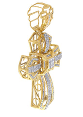 Diamond Cross Pendant| 3.05 Carats| 22.98 Grams MEN'S PENDANTS FROST NYC