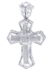 Diamond Cross Pendant| 4.1 Carats| 22.95 Grams MEN'S PENDANTS FROST NYC