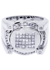Mens Diamond Ring| 1.13 Carats| 18.51 Grams MEN'S RINGS FROST NYC