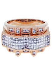 Mens Diamond Ring| 1.92 Carats| 12.55 Grams