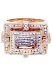 Mens Diamond Ring| 1.62 Carats| 16.06 Grams MEN'S RINGS FROST NYC