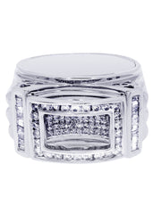 Mens Diamond Ring| 1.32 Carats| 14.43 Grams MEN'S RINGS FROST NYC