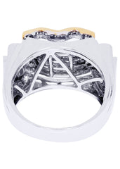 Mens Diamond Ring| 1.5 Carats| 14.59 Grams