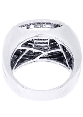 Mens Diamond Ring| 1.18 Carats| 18.23 Grams MEN'S RINGS FROST NYC