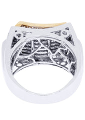 Mens Diamond Ring| 1.48 Carats| 15.44 Grams