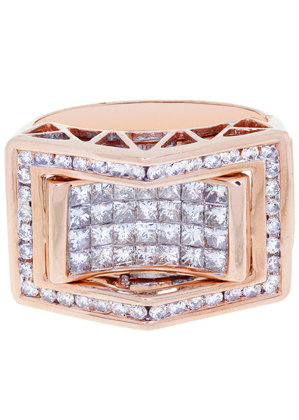 Mens Diamond Ring| 1.91 Carats| 12.53 Grams