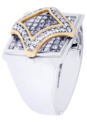 Mens Diamond Ring| 2.02 Carats| 11.8 Grams MEN'S RINGS FROST NYC