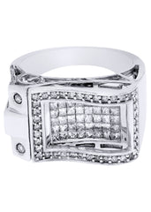 Mens Diamond Ring| 1.32 Carats| 14.04 Grams MEN'S RINGS FROST NYC