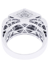 Mens Diamond Ring| 2.16 Carats| 11.15 Grams