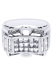 Mens Diamond Ring| 1.6 Carats| 10.5 Grams MEN'S RINGS FROST NYC