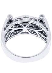 Mens Diamond Ring| 1.29 Carats| 9.52 Grams
