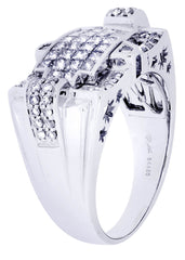 Mens Diamond Ring| 1.49 Carats| 10.81 Grams MEN'S RINGS FROST NYC