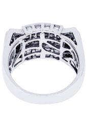 Mens Diamond Ring| 1.42 Carats| 13.16 Grams