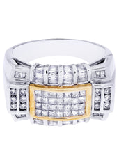 Mens Diamond Ring| 1.42 Carats| 13.16 Grams MEN'S RINGS FROST NYC