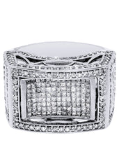 Mens Diamond Ring| 2.42 Carats| 15.75 Grams
