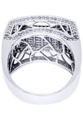 Mens Diamond Ring| 2.39 Carats| 15.35 Grams