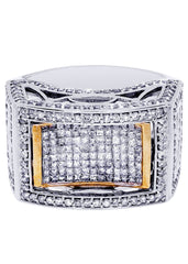 Mens Diamond Ring| 2.39 Carats| 15.35 Grams MEN'S RINGS FROST NYC