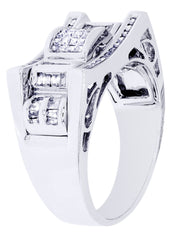 Mens Diamond Ring| 0.78 Carats| 10.64 Grams MEN'S RINGS FROST NYC
