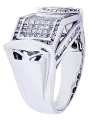 Mens Diamond Ring| 1.45 Carats| 13.67 Grams MEN'S RINGS FROST NYC