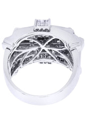 Mens Diamond Ring| 1.55 Carats| 16.98 Grams