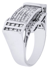 Mens Diamond Ring| 1.39 Carats| 11.66 Grams MEN'S RINGS FROST NYC