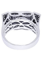 Mens Diamond Ring| 1.41 Carats| 11.41 Grams