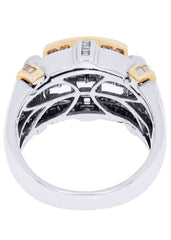 Mens Diamond Ring| 1.2 Carats| 12.95 Grams MEN'S RINGS FROST NYC
