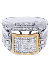 Mens Diamond Ring| 1.46 Carats| 15.16 Grams MEN'S RINGS FROST NYC