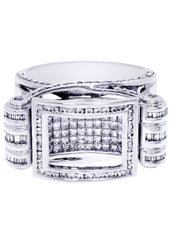 Mens Diamond Ring| 1.7 Carats| 15.5 Grams MEN'S RINGS FROST NYC