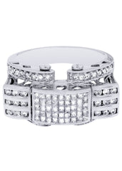 Mens Diamond Ring| 0.78 Carats| 13.69 Grams