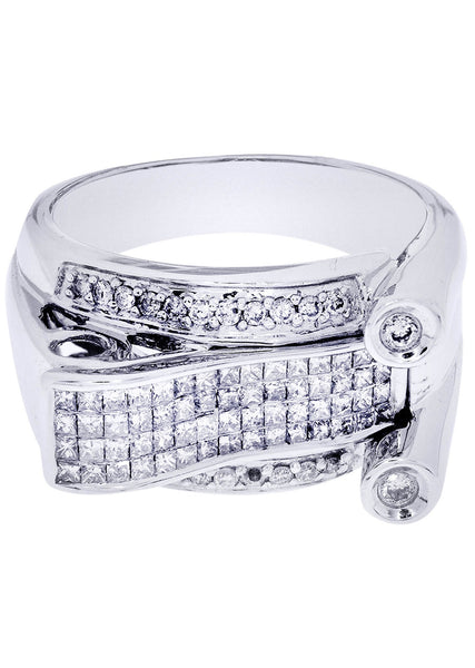 Mens Diamond Ring| 0.29 Carats| 12.55 Grams