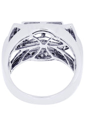 Mens Diamond Ring| 0.89 Carats| 13.65 Grams