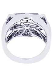 Mens Diamond Ring| 0.92 Carats| 12.86 Grams
