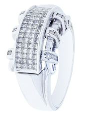 Mens Diamond Ring| 0.19 Carats| 10.75 Grams