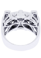 Mens Diamond Ring| 0.37 Carats| 13.7 Grams