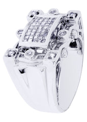 Mens Diamond Ring| 0.37 Carats| 13.7 Grams MEN'S RINGS FROST NYC
