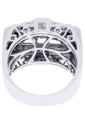 Mens Diamond Ring| 0.45 Carats| 16.78 Grams