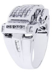 Mens Diamond Ring| 0.29 Carats| 16.25 Grams