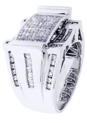 Mens Diamond Ring| 0.43 Carats| 17.78 Grams MEN'S RINGS FROST NYC