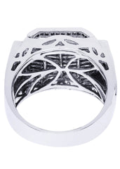 Mens Diamond Ring| 1.2 Carats| 13.75 Grams