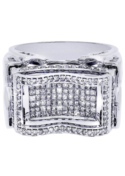 Mens Diamond Ring| 0.46 Carats| 17.2 Grams