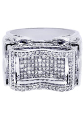 Mens Diamond Ring| 0.46 Carats| 17.2 Grams MEN'S RINGS FROST NYC