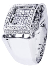 Mens Diamond Ring| 1.2 Carats| 18.26 Grams MEN'S RINGS FROST NYC