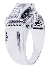 Mens Diamond Ring| 0.38 Carats| 12.77 Grams MEN'S RINGS FROST NYC
