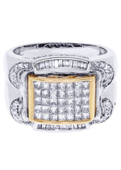 Mens Diamond Ring| 0.22 Carats| 14.17 Grams MEN'S RINGS FROST NYC
