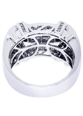 Mens Diamond Ring| 1.23 Carats| 14.28 Grams