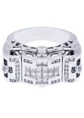 Mens Diamond Ring| 0.73 Carats| 12.18 Grams MEN'S RINGS FROST NYC