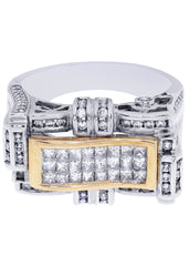 Mens Diamond Ring| 0.93 Carats| 12.04 Grams MEN'S RINGS FROST NYC